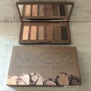 ☄️ Urban Decay Naked2 Basics Eyeshadow Palette